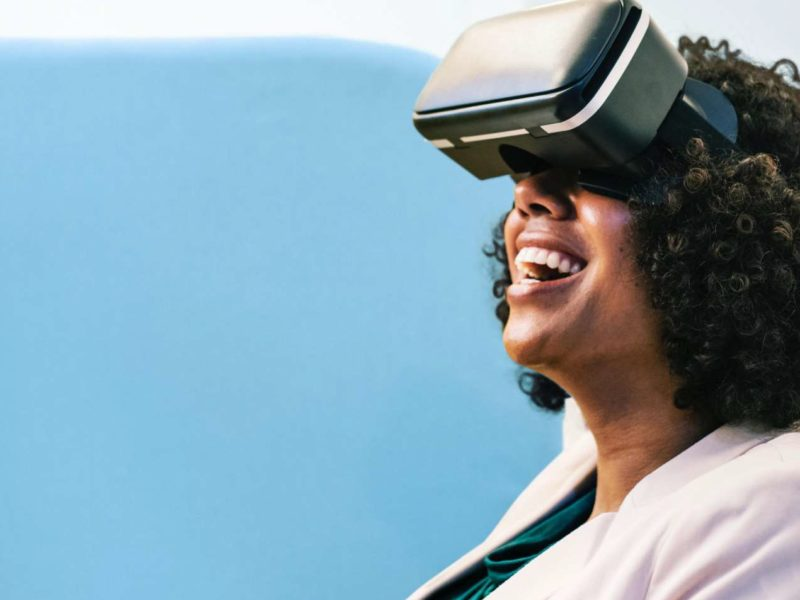 Virtual Reality  Resized