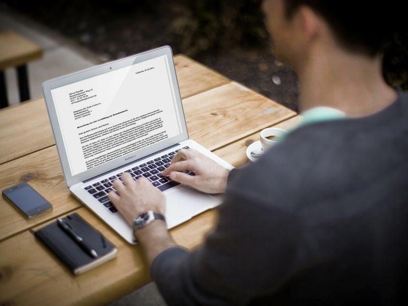 Come Scrivere Una Candidatura Di Lavoro