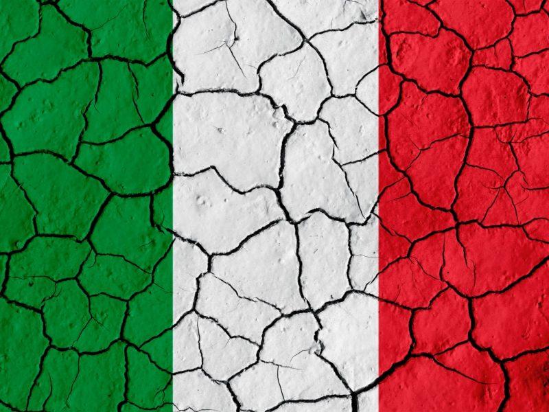 Italia Si Sgretola