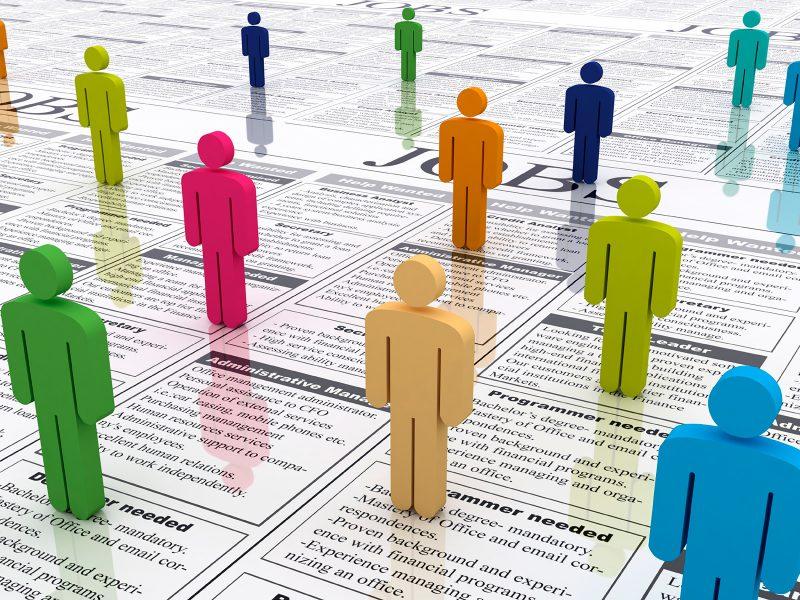 Figure per Annunci di lavoro e curriculum vitae