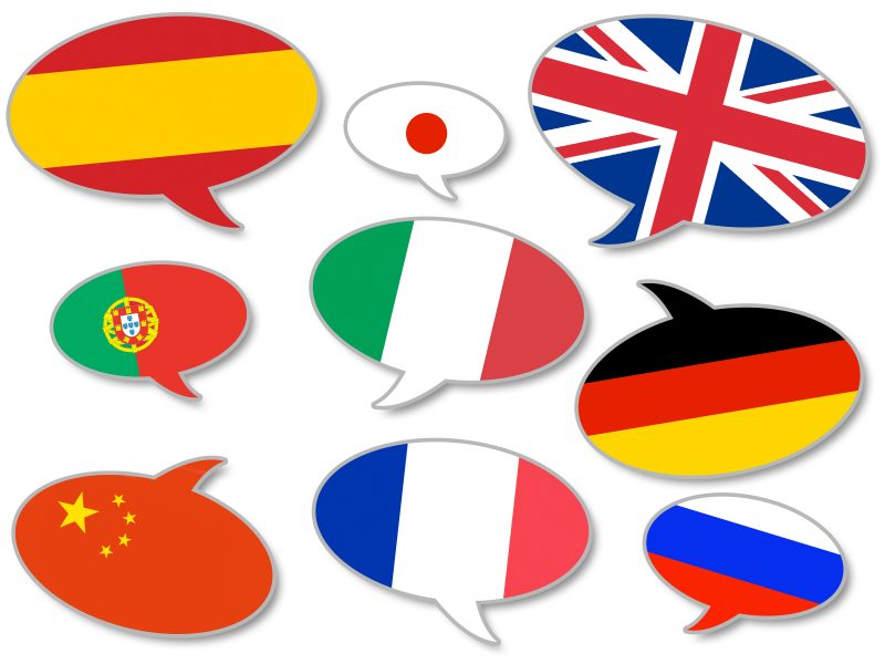 Curriculum vitae in quale lingua scriverlo
