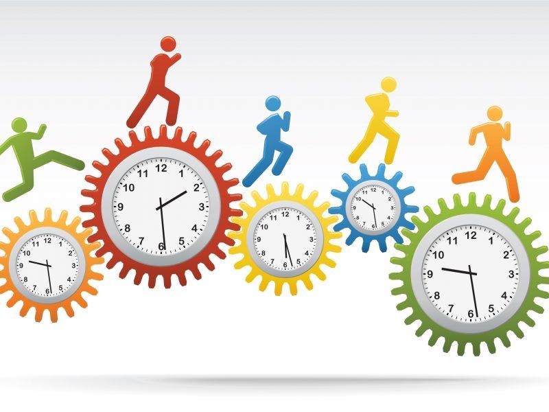 Il tempo: fattore intangibile del curriculum vitae