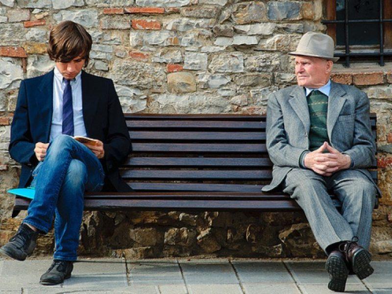 Lavoratore anziano