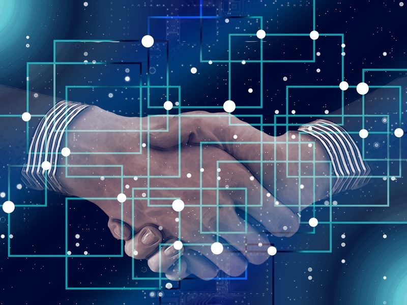 Networking Mani Rete Connessioni