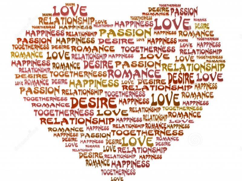 Passione Amore e Desiderio